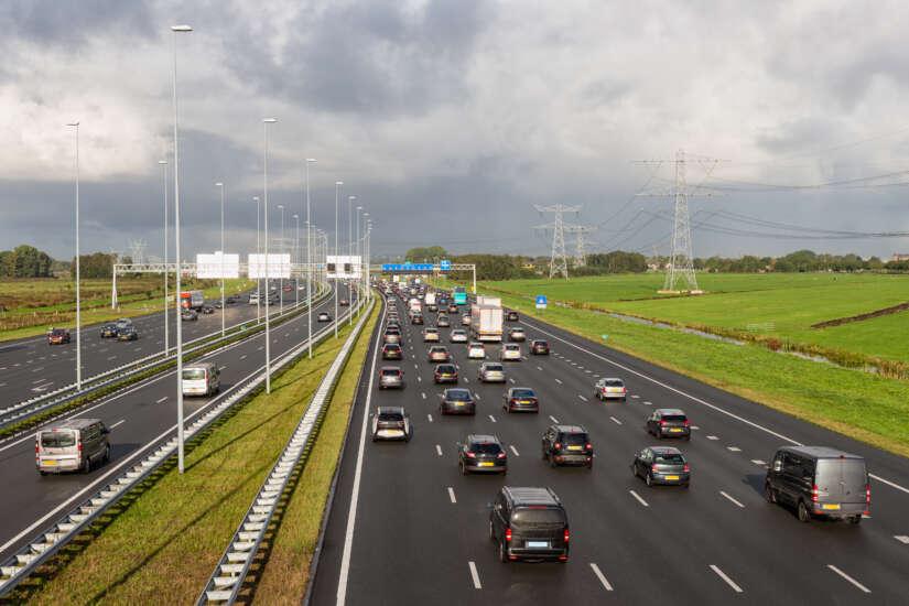 Auto's kunnen voorzien worden van een GPS tracker