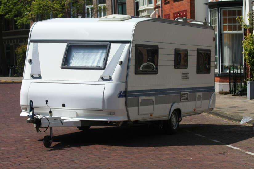 Beveilig uw Caravan met een GPS tracker van Trackpointer