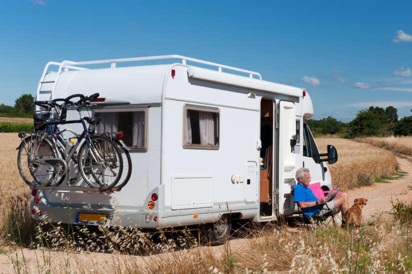 Beveilig uw camper met een GPS tracker van Trackpointer